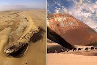 O mar de Aral virou deserto. Os moradores do Sul esperam que ele volte