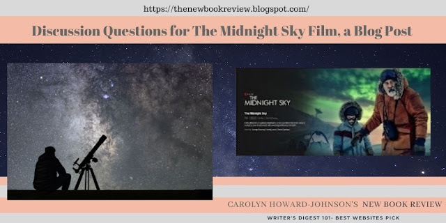 The Midnight Sky Film Discussion Questions