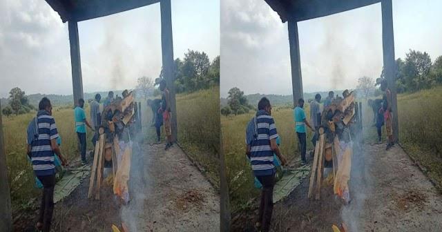 हिमाचलः अंतिम संस्कार के लिए दो बार शमशान लाई गई एक ही देह, जानें क्या है वजह