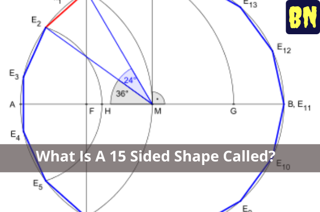 What Is A 15 Sided Shape Called?