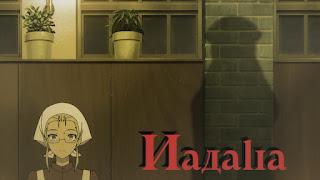 月とライカと吸血姫 アニメ オープニング主題歌   ナタリア Natalia CV.井上喜久子   Tsuki to Laika to Nosferatu OP theme
