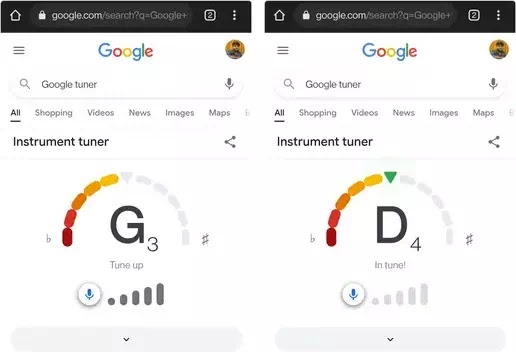 Cara Menyetem Gitar Dengan Google Search-1
