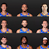 NBA 2K22 Oklahoma City Thunder 2021-2022 Updated Headshot Pack V10.23 by Wu Chuxuan
