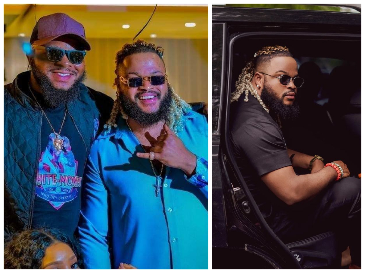Check out lovely pictures of Whitemoney and his elder brother