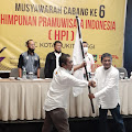 Muscab ke-6, Ikhlas Terpilih Sebagai Ketua DPC HPI Bukittinggi