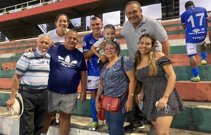 No son 'profetas' en su tierra: Nuevo talento 'Pijao', ex DEPORTES TOLIMA y América, debutó con buen suceso en el fútbol profesional colombiano