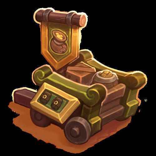 Merchant's Cart