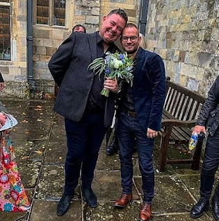 Picture of Tony Maudsley with his co-actor