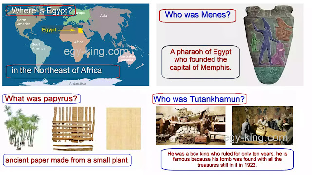 Ancient Egypt Quiz