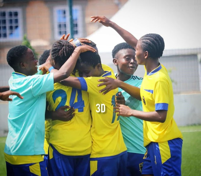 GFA: Valued Ladies F.C Tagged Potential Qualifier To Women's Premier League