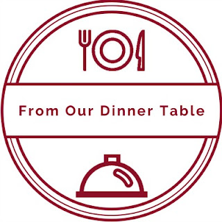 From our dinner table logo