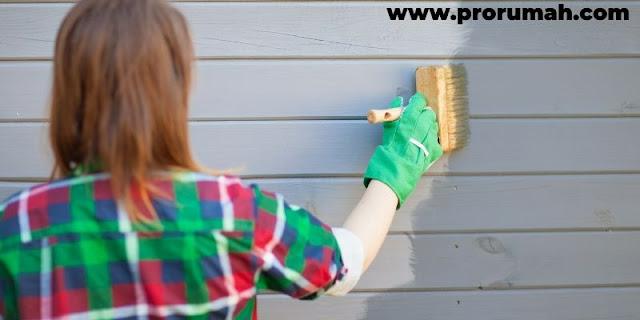 tips merawat dinding kayu