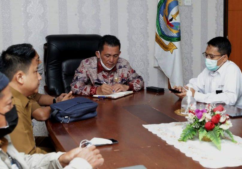 Dari 412 Tinggal 15 Desa Belum Tuntas, Gubernur Kepri Minta PLN Segera Selesaikan