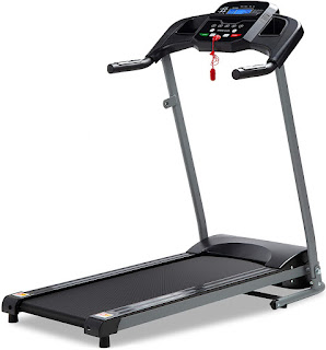 Best Choice Product 800W Electric Treadmill