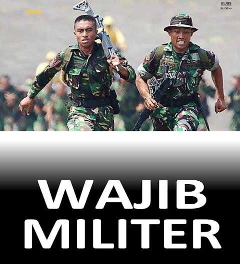 WAJIB MILITER INDONESIA