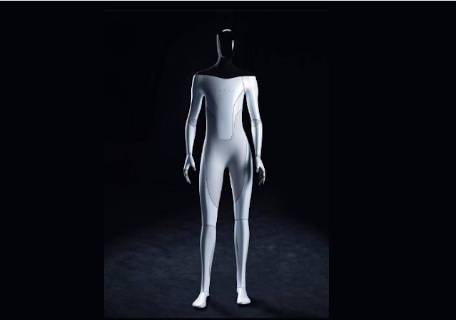 Tesla Bot humanoid Robot