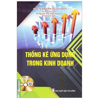Thống Kê Ứng Dụng Trong Kinh Doanh (Cd) ebook PDF EPUB AWZ3 PRC MOBI