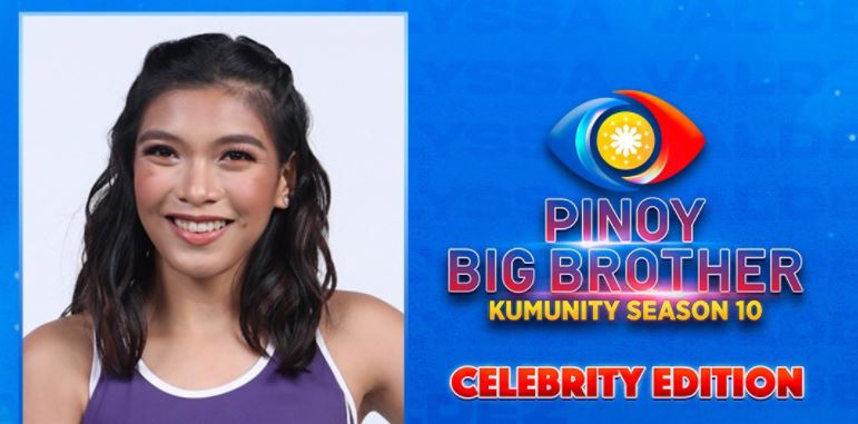 Alyssa Valdez is now an official celebrity housemate of PBB