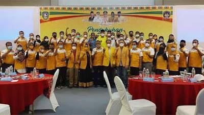 Gubernur Sumbar Dukung Kepengurusan DPW ILUNI UNP Majukan Kepri