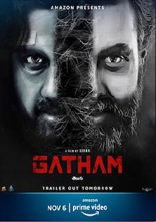 Download Gatham (2020) Movie Dual Audio {Hindi+Telugu} 300MB 480p HDRip