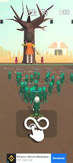 Squid Game Challenge apk screenshot