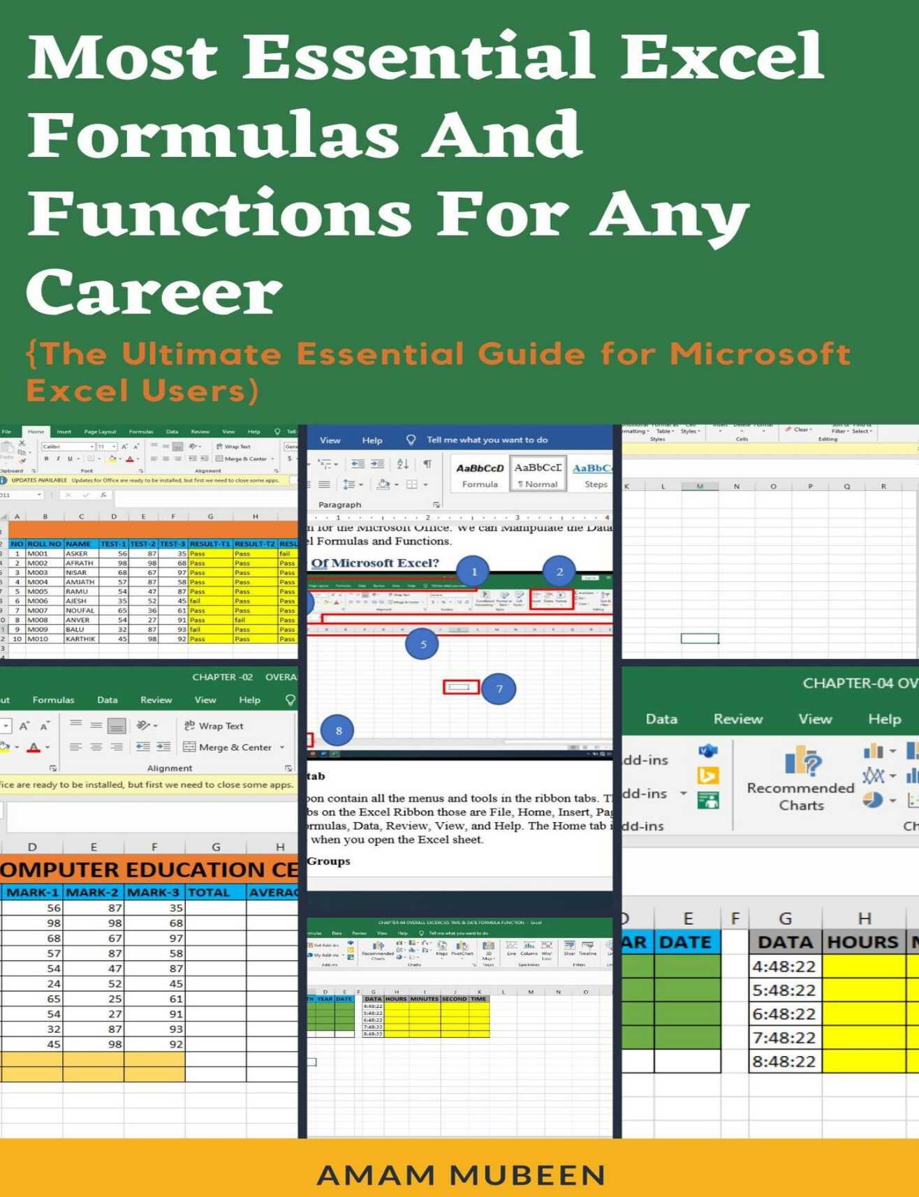 Most Essential Excel Formulas and Functions for Any Career: VLOOKUP, Excel Formulas and Functions, Basic Excel, Essential Excel, Excel Beginners, Formulas and functions , Excel for career