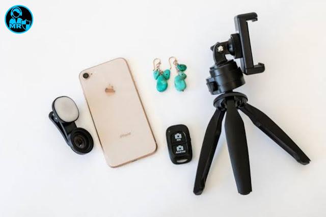 Mini tripod design for smartphone 2
