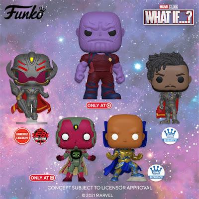 Marvel Studios' What If… Pop Vinyl Figure Series 2 by Funko