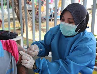 LPKA MarosTargetkan 100 Persen Vaksinasi,Kemenkumham SulSel Salut Dan Memberikan Apresiasi