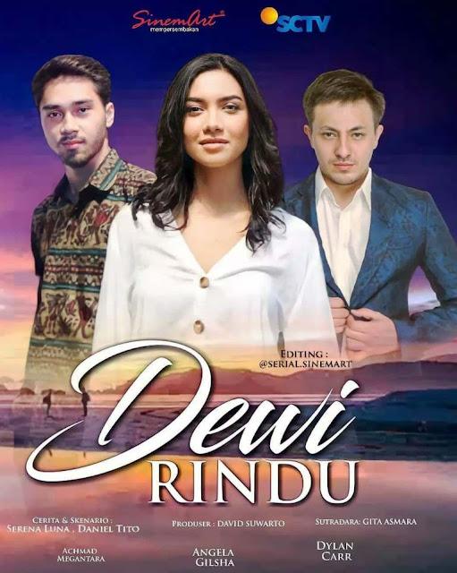 Daftar Nama Pemain Dewi Rindu Sinetron SCTV Lengkap