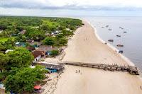 A Ilha de Superagui - Um paraíso preservado
