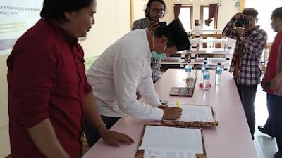 Fakultas Ushuluddin dan Studi Agama UIN Mataram Buat MoU Dengan Lakpesdam NU NTB
