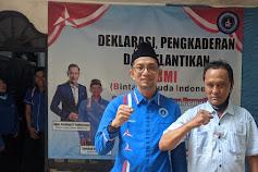 Ketum Bintang Muda Indonesia Lantik Pengurus Cabang Pemalang