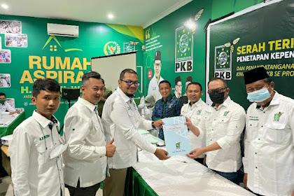 11 DPC Terima SK, Abdul Wahid Yakin PKB Riau Menang Tahun 2024
