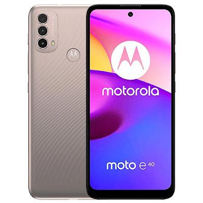 Motorola Moto E40 FAQs