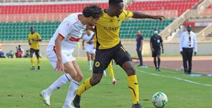 Watch Zamalek VS Tusker Live Match