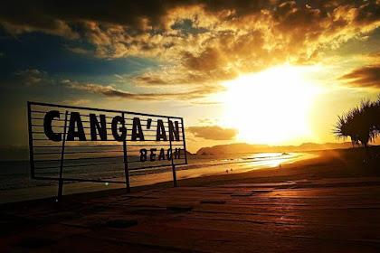 Pantai Cangaan Jember, Wisata Alam Tersembunyi Jarang Dikunjungi