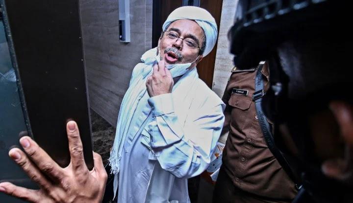Didakwa Sengaja Bunuh 6 Laskar FPI, 2 Polisi Pelaku Penembakan Keji Malah Salahkan Habib Rizieq