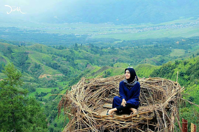 The Beauty of the Hills of Dreams of Jambi