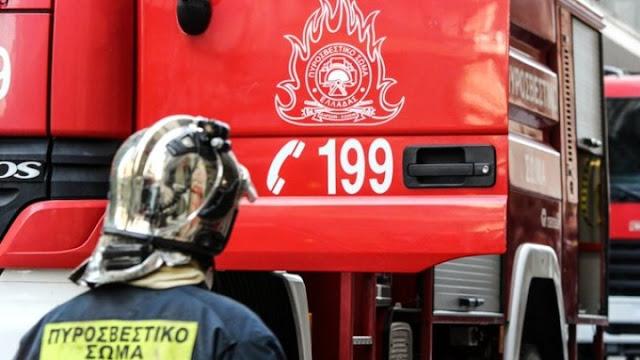 Πυροσβεστική: 1.424 κλήσεις για αντλήσεις υδάτων, διασώσεις και κοπές δέντρων