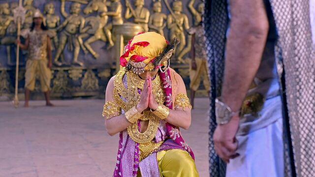 Radha Krishn: Star Bharat Radha Krishn - Session 4 Episode E267 28th October 2021