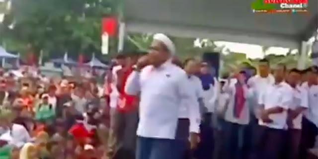 Video Ali Ngabalin Bilang Orang Kurang Gizi Tidak Boleh Pimpin Negeri Muncul Lagi