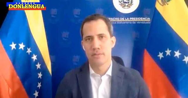 Juan Guaidó anuncia que desde ahora luchará contra las Dictaduras de todo el planeta