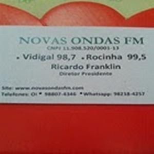 Ouvir agora Rádio Novas Ondas FM 99,5 - Rio de Janeiro / RJ