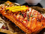Resep: Salmon Saus Mentega