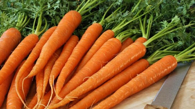 4 health reasons why carrots are great foods for men