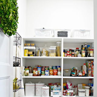 Transforming a Pantry Into a Functional Butler's Pantry