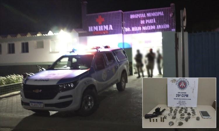 Homem morre após troca de tiros com Policiais Militares em Piatã