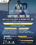 SpArtFest Virtual Run • 2021