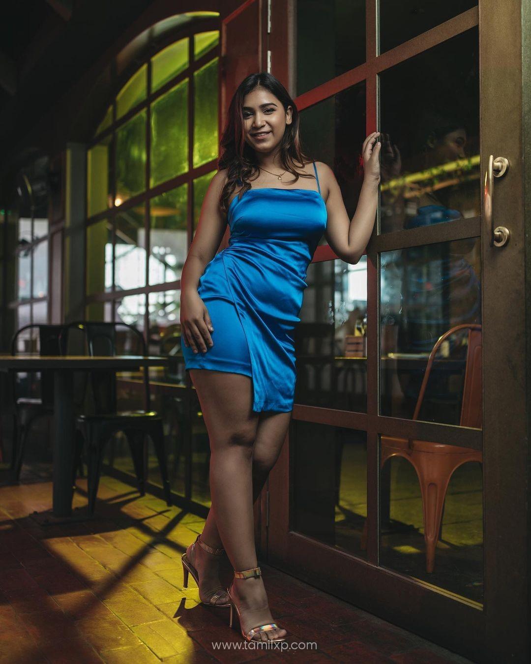 Telugu actress Divya Pandey